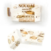 Mini Almond Nougat Bars