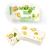 Mini Pistachio Nougat Bars