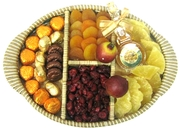 Israel Rosh Hashanah Dried Fruit Platter