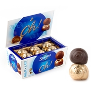 Sea Shell Milk Chocolate Box - 12CT