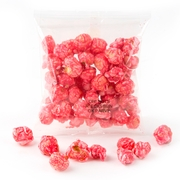Pink Candy Coated Popcorn Snack Pack - 12 Pack