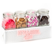 Baby Girl Candy Jars
