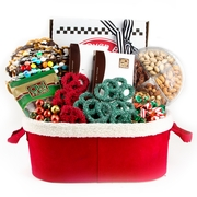 Holiday Nut Gift Baskets