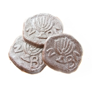 Old Judean Chocolate Coins - Milk Chocolate