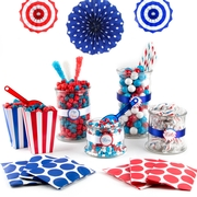 July 4th Patriotic Candy