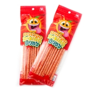 Extra Long Sour Sticks - Orange