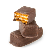 Bite-Size Chocolate Covered Wafers