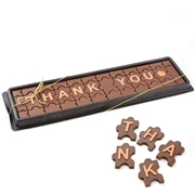 Chocolate Puzzle Gift Box - Thank You
