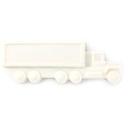 Large Trailer Truck Chocolate Mold