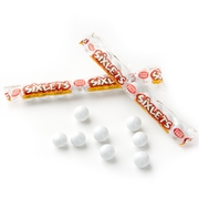 Wrapped White Sixlets