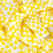 Yellow Dots Butter Mints