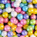 Pastel Mix Shimmer Pearl Sixlets
