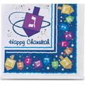 Chanukah Stars & Swirls Napkins