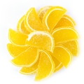Lemon Jelly Fruit Slices