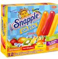 Snapple-On-Ice Pops