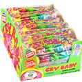 Cry Baby Extra Sour Gumballs 5-Pc Tubes - 36CT Box