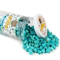 Blue Candy Coated Popcorn - Blue Raspberry