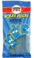 4 oz Sour Belts - Raspberry
