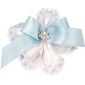 Baby Blue Jordan Almond Flower