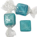 Blue Ice Cubes Hard Candy - Peppermint