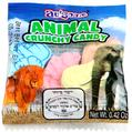 Animal Crunchy Candy - 100CT Box