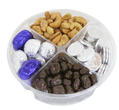 Hanukkah 4-Section Gift Tray