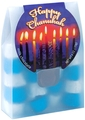 Chanukah Milk Chocolate Truffle Tote Bag