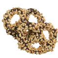 Chocolate Covered Pretzels with Nuts - 10CT Box