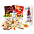 Colorful Clown Purim Basket > *Popular In Purim Baskets