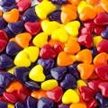 Crazy Hearts Pressed Candy