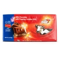 Elite Milk Chocolate Bar with Popping Candy - 12CT Box