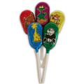 Milk Chocolate Everyday Lollies - 60CT Box