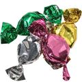 Foil-Wrapped Hard Fruit Candy