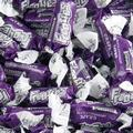 Purple Tootsie Roll Frooties Taffy Candy - Grape