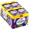 Elite Must Sugar Free Gum Pellets - Grape - 16CT Box