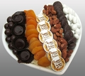 Hearty Appetite Ceramic Gift Tray - Israel Only