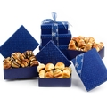 Holiday 3-Tier Rugelach Pastry Gift Tower