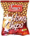 Passover Honey Flavored Potato Chips - 72CT Case