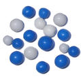 Hanukkah Blue & White French Mints