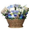 XL Hanukkah Celebration Basket
