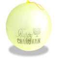 Large Happy Chanukah Bumping Balloons - 12CT