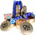 Hanukkah Keepsake Tins Tower
