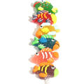 Fish Kabob Jelly Lolly - 6-Pack
