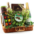 Green Picnic Basket