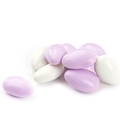 Lavender & White Jordan Almonds