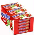 Mentos 3D Sugar Free Gum - Strawberry, Apple & Raspberry - 15CT Box