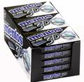 Mentos 3D Sugar Free Gum - Pure Black - 15CT Box