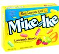 Mike & Ike Candy Theater Box - Lemonade Blends - 12CT Case