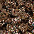 Nonpareils Mini Chocolate Covered Pretzels
