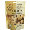Organic Hard Candy - Ginger